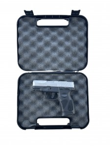 Case for weapon 24.7X17.7X6 cm. 603/0000