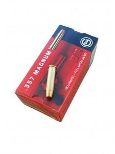 Geco .357 Magnum FMJ (50 vnt.)