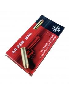 Geco .44 Remington Magnum 230 gr FMJ Flat Point (50 vnt.)