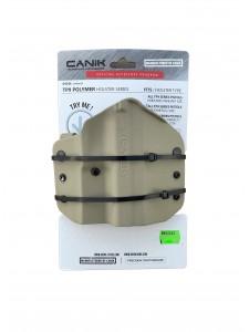 Hoster CANIK TP9 Series IWB/OWB Full Size Desert
