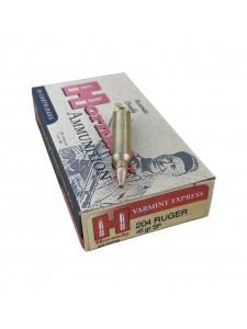 HORNADY .204 Ruger 45 gr SP