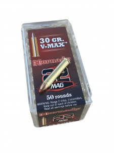 HORNADY .22 WMR  30 gr V-MAX (50 pcs.)