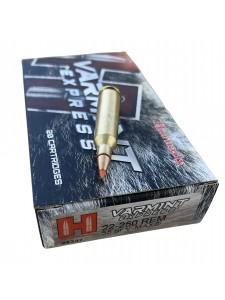 HORNADY .22-250 Remington 55 gr V-MAX