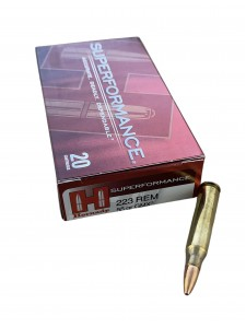 HORNADY .223 Remington 55 gr GMX SPF