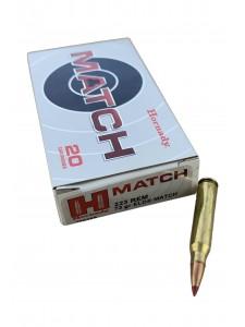 HORNADY .223 Remington 73 gr ELD MATCH