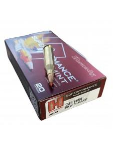 HORNADY .243 Winchester 58 gr V-MAX SPF