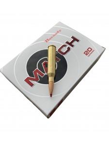 HORNADY .338 Lapua  Magnum 285 gr ELD MATCH