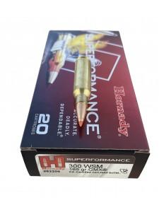 Hornady .300 WSM 165 gr GMX SPF