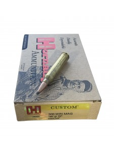 Hornady .300 Winchester Magnum 180 gr SP