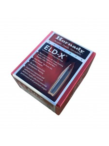 "Bullets Hornady  30 cal .308"" 178 gr ELD-X"
