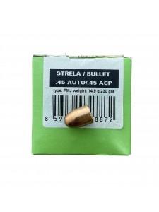 Kulkos Sellier&Bellot .45 ACP 230 gr FMJ