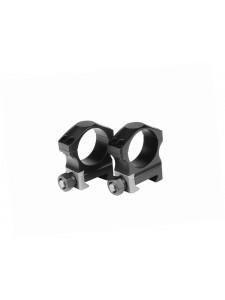 "Nightforce X-Treme Duty™ Ultralite™ Rings (optikos laikiklis) A101 1.0"" Medium - 30mm"