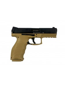 HECKLER & KOCH SFP9-SF 9x19 Luger Green Brown