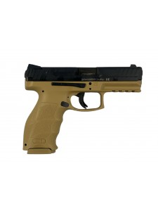 HECKLER & KOCH SFP9-SF PB 9x19 Luger Green Brown