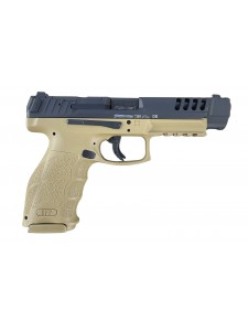 HECKLER & KOCH SFP9L-SF PB OR 9x19 Luger Green Brown