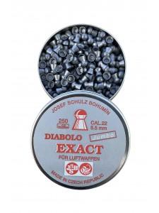 Diabolo Exact Jumbo 5.5mm 250 /box