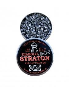 Diabolo Jumbo Straton 5.5mm 250/box