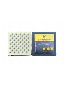 RWS  R10 Match Plus 8.2 gr 4.5mm  (100 vnt.)