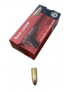 Geco 9x19 Luger 8 g FMJ (50 pcs.)