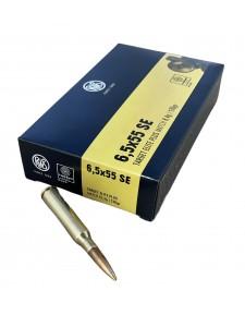 RWS 6.5x55  SE 8.4 g / 130 gr Target