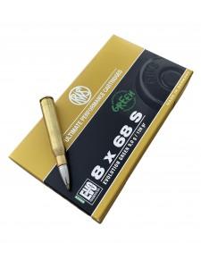RWS 8x68S 139 gr EVO Green