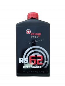 Rifle Powder RS 62 1 kg