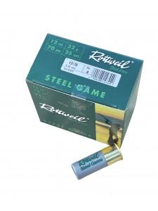 Rottweil 12x70  Steel Game 32 g 3.25 mm