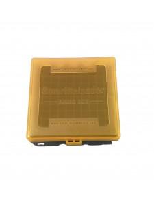 Plastic box SMARTRELOADER small .38SP/.357Mag/7,63 Mauser 100 pcs.