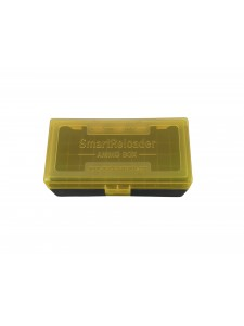 Plastic box SMARTRELOADER small .40SW/.45ACP 100 pcs.