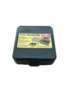 Plastic box MTM .12, .16, .20 cal. 25 Rd. Shotshell Box