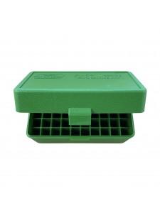 Plastic box MTM .223 Remington 50 Rd.