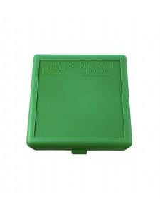 Plastic box MTM 6,5 Creedmor 100 Rd.