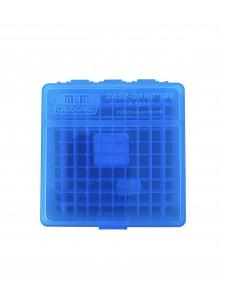 Plastic box MTM 9mm 100 Rd.