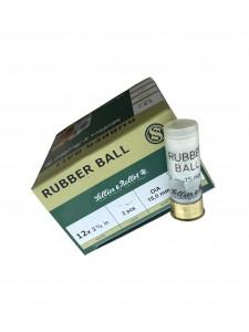 Sellier & Bellot 12x67.5 Rubber Ball 15.0