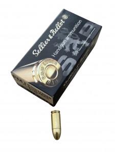 Sellier & Bellot 9x19 Luger (50 pcs.)
