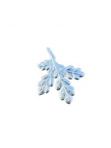 Metal souvenir leaf 14260