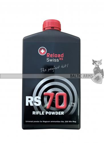 Rifle Powder RS 70 1 kg